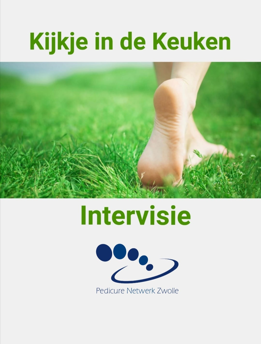 """Netwerk Intervisie """"Kijkje In De Keuken"""""""